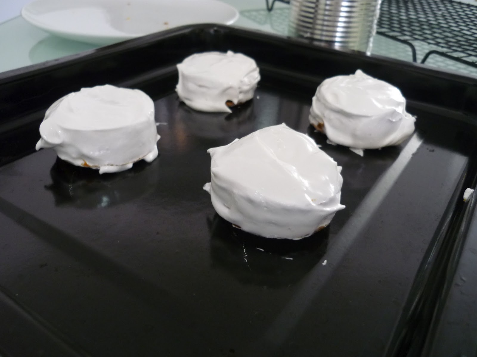 Alfajores + Merengue (chilenitos) - 08
