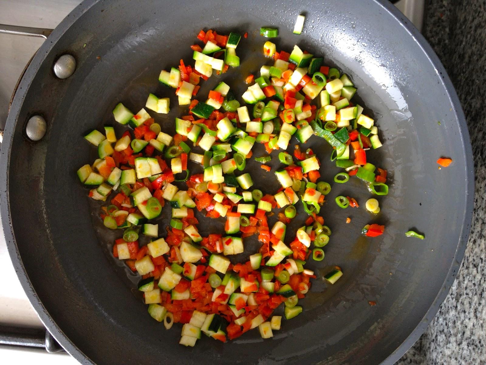 Quinua + Vegetales + Ras el Hanout - 03