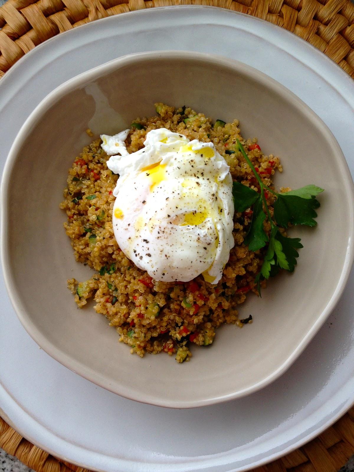 Quinua + Vegetales + Ras el Hanout - 09