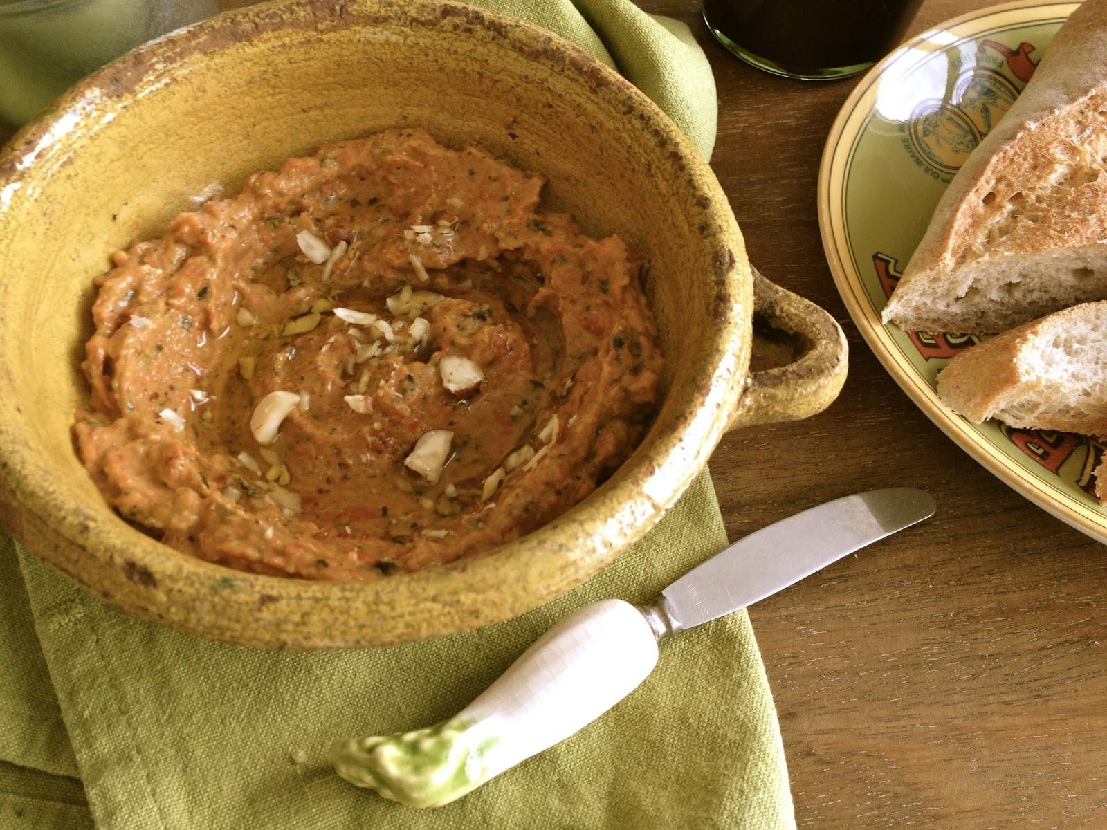Hummus de Vegetales Asados - 01