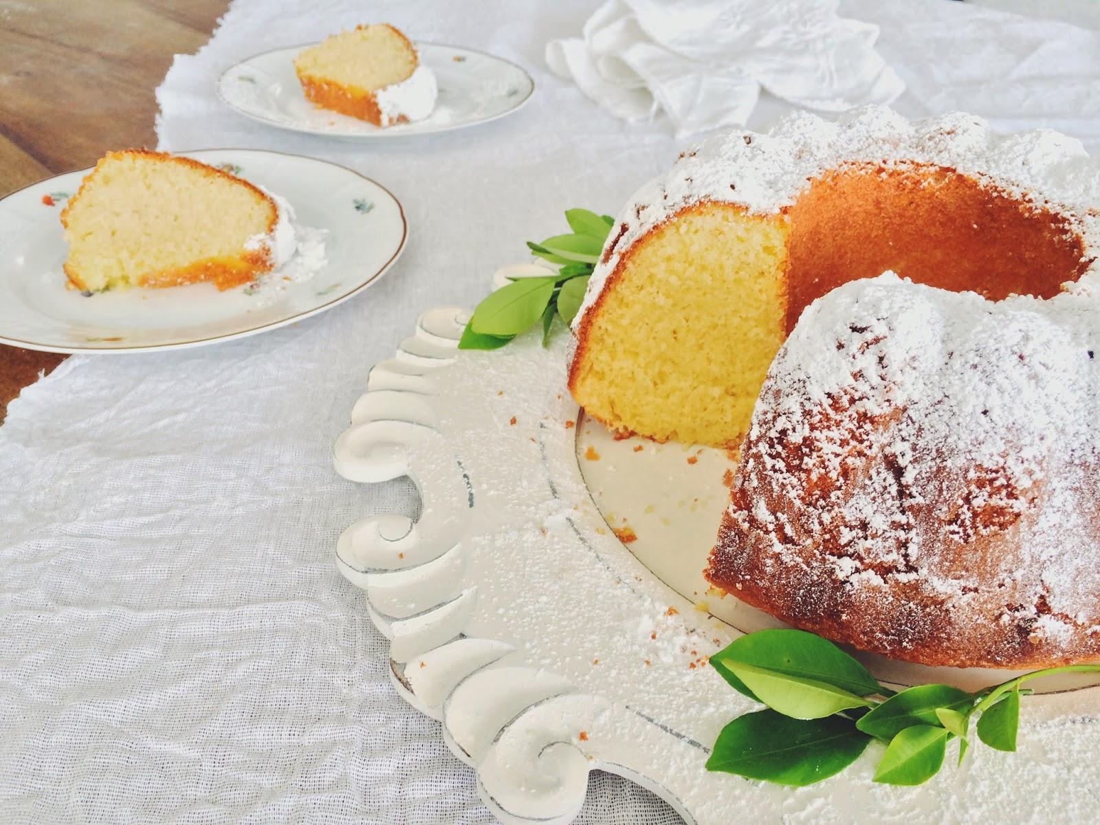 Cake de Naranja - 02
