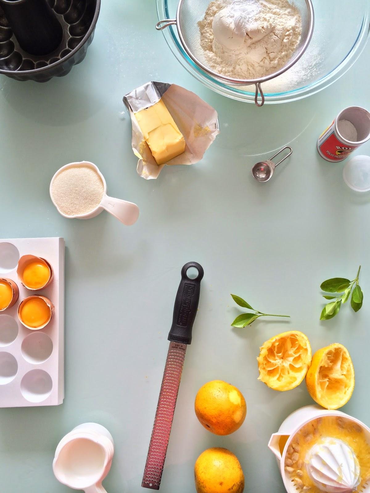 Cake de Naranja - 05