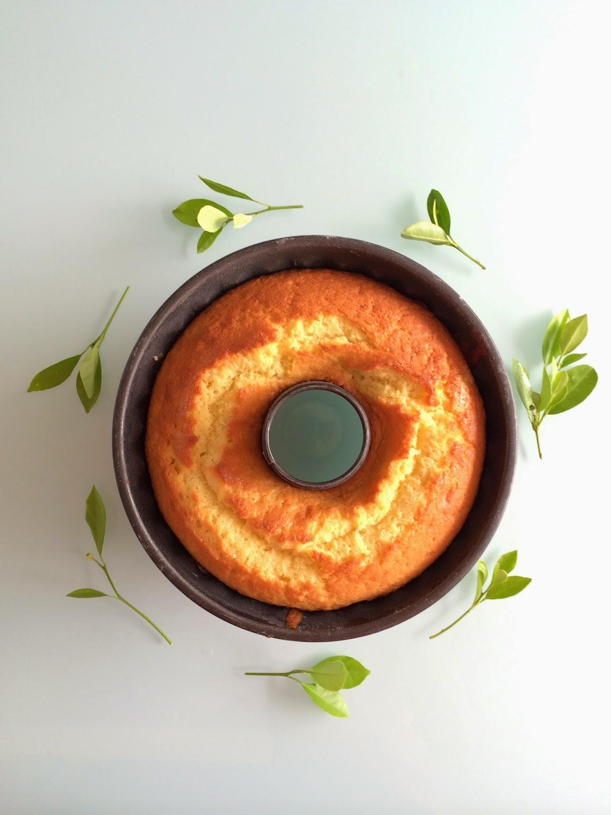 Cake de Naranja - 03
