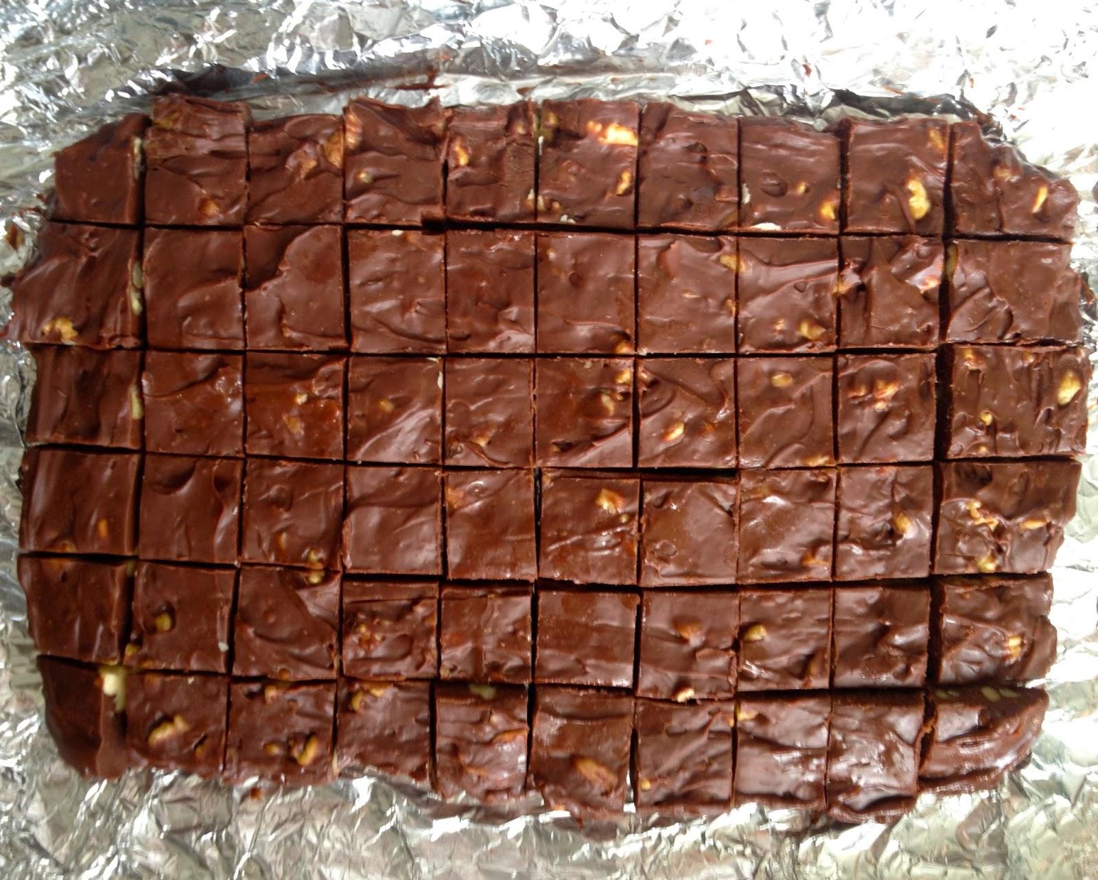 Fudge de Chocolate + Nueces - 06