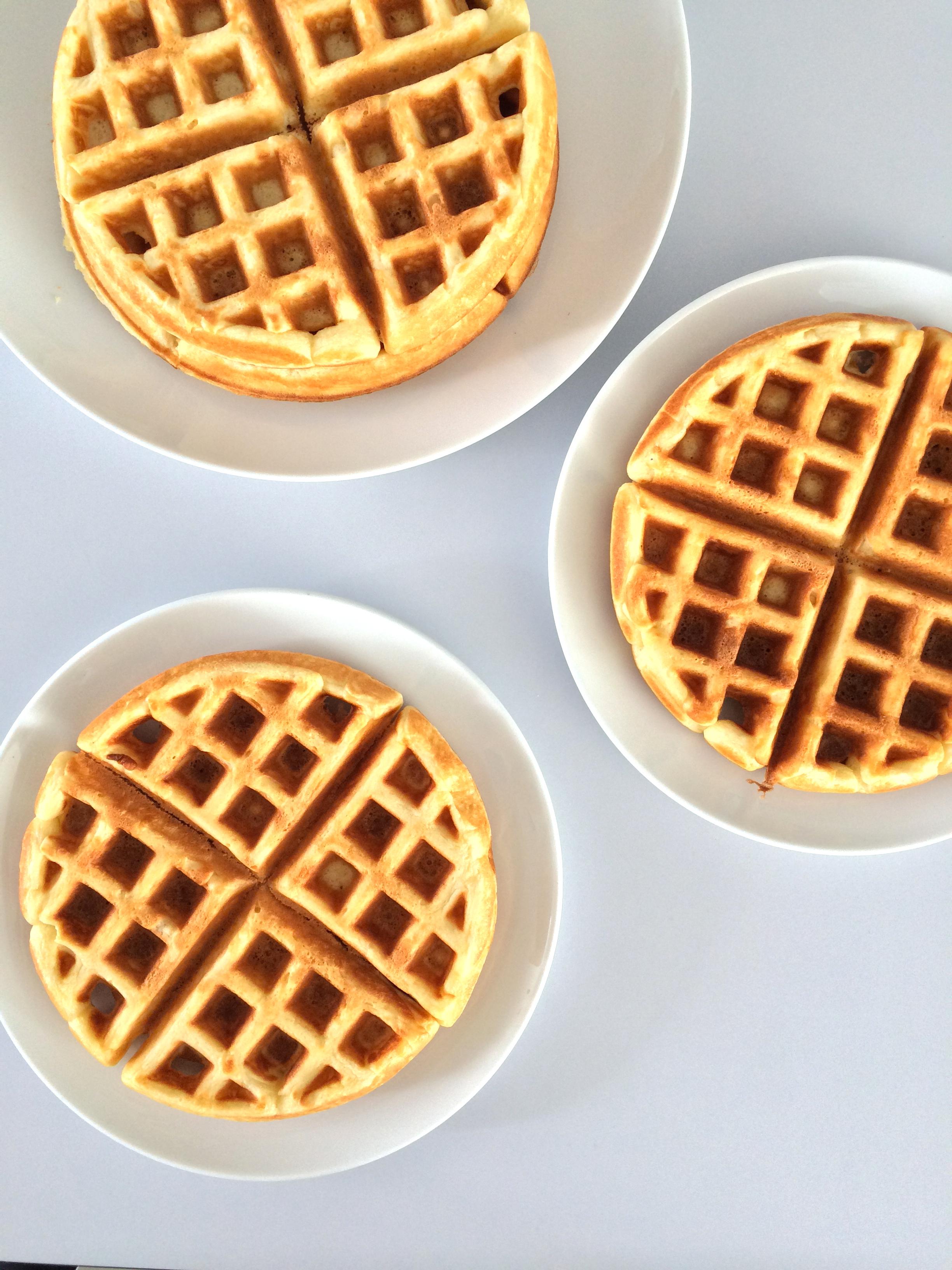 waffles, wafles