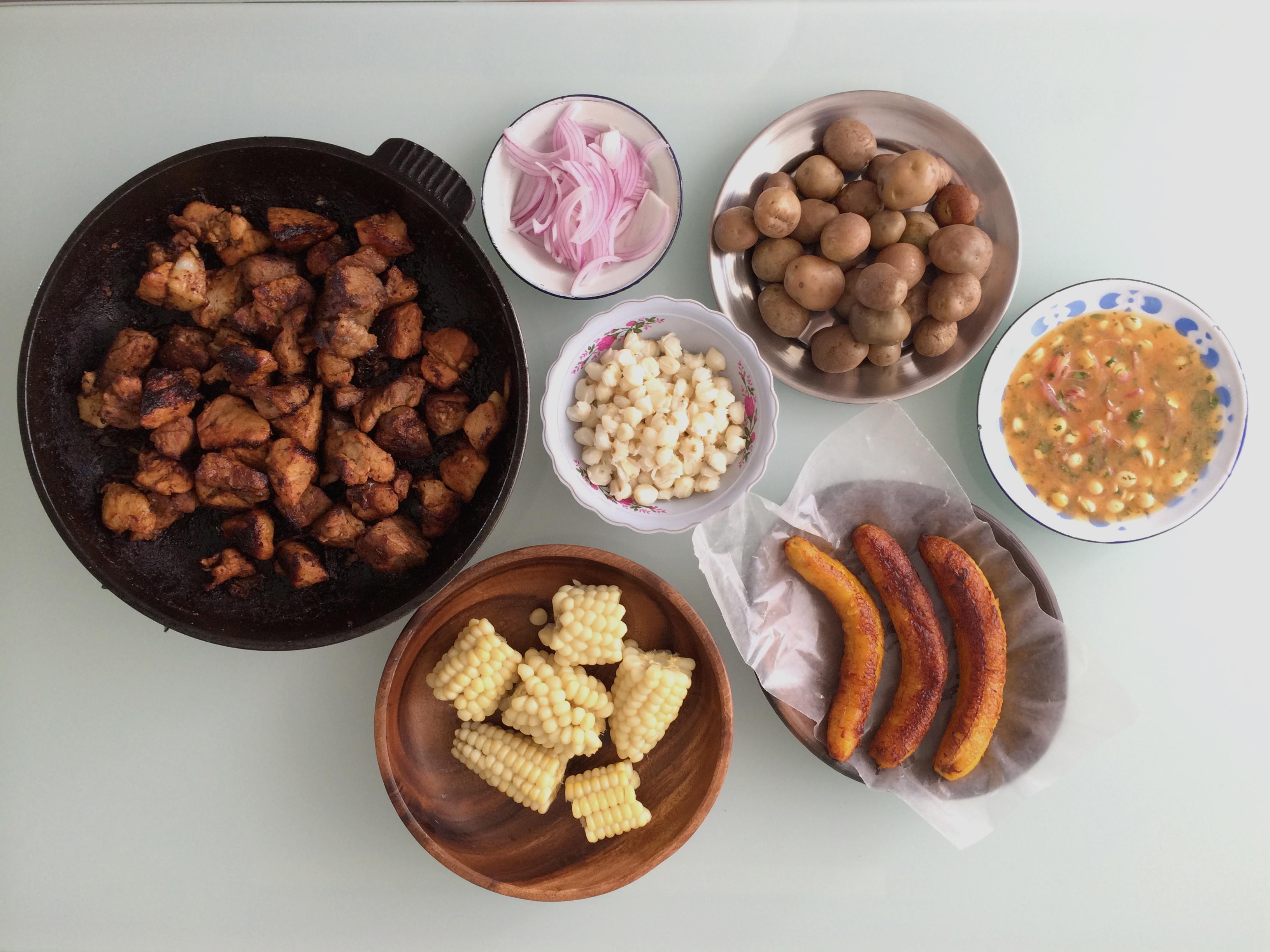 Fritada de Chancho