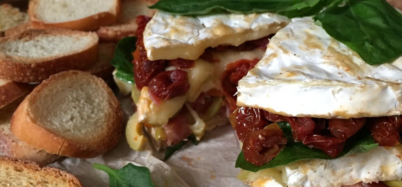 camembert relleno