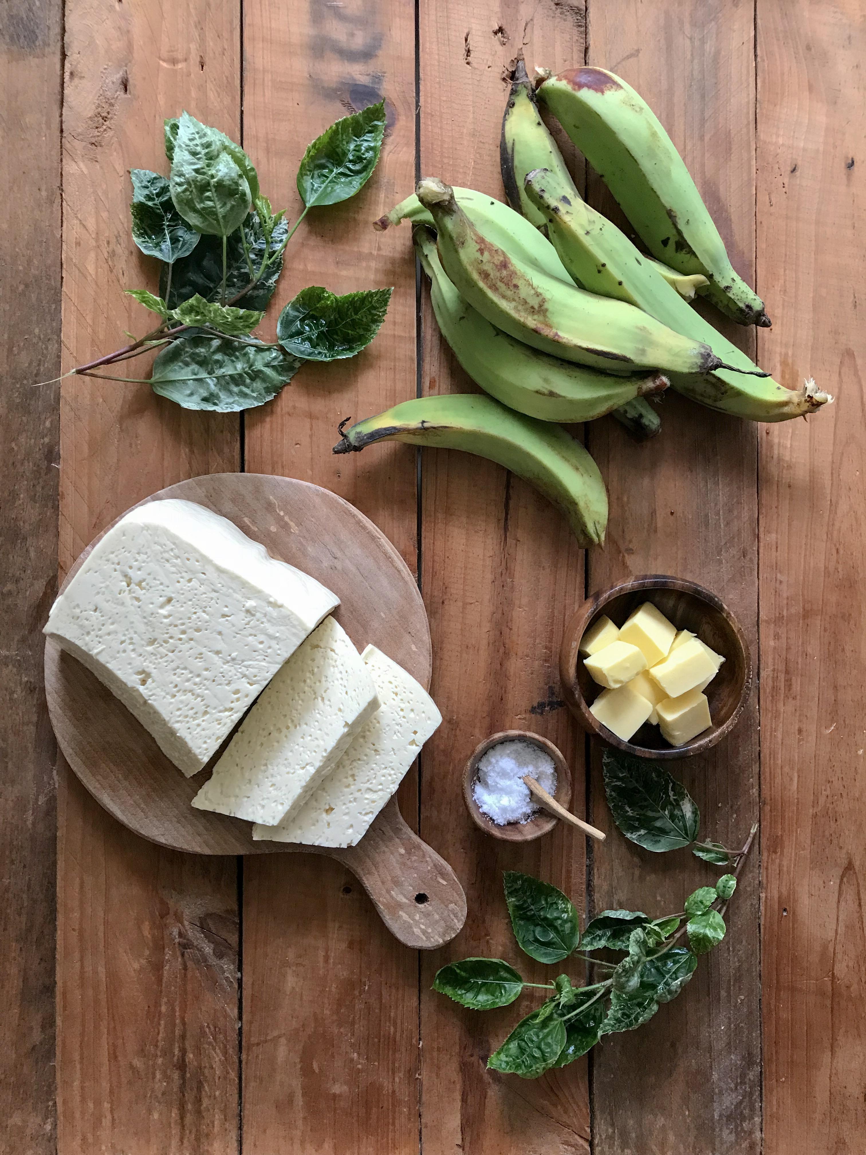 tortillas de verde