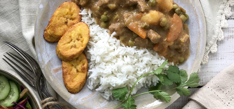 estofado de carne ecuatoriano
