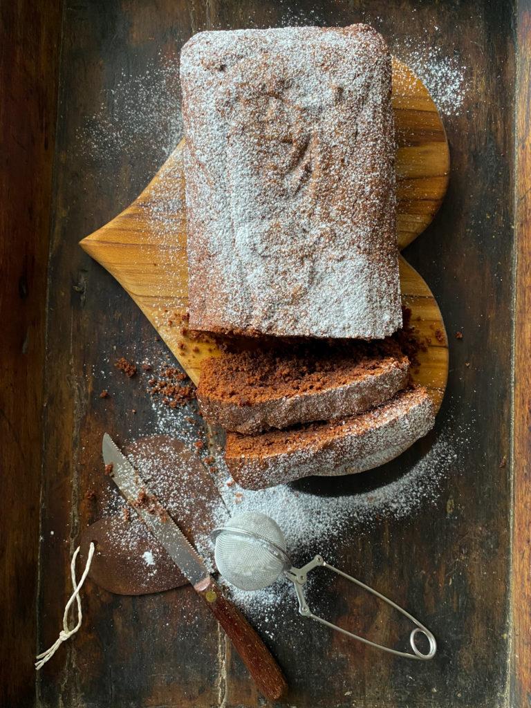 cake de chocolate con aceite de oliva
